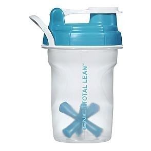 GNC Total Lean Shaker Cup,  Blue  400 Ml