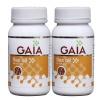 GAIA Flax Oil Capsules,  60 softgels  - Pack of 2