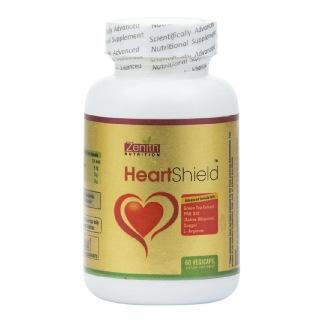 Zenith Nutrition Heart Shield,  60 veggie capsule(s)  Unflavoured