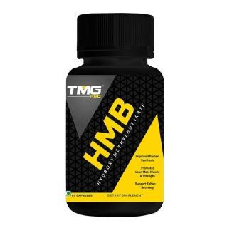 1 - TMG PRO HMB,  60 capsules  Unflavoured