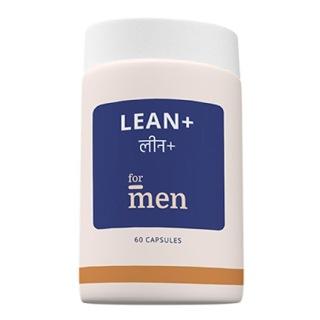 1 - ForMen Lean+,  60 capsules  Unflavoured