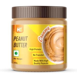 8 - MuscleBlaze Peanut Butter,  0.340 kg  Creamy