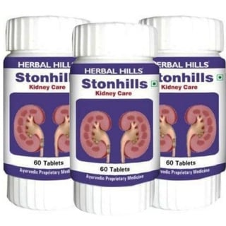 Herbal Hills Stonhills,  60 tablet(s)  - Pack of 3