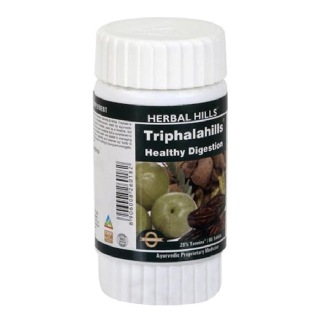 Herbal Hills Triphalahills,  60 tablet(s)