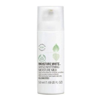 The Body Shop Moisture White Shiso Whitening Moisture Milk,  50 Ml  For All Skin Types