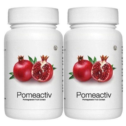 Herbs WellBeing Pomeactiv,  60 tablet(s)  - Pack of 2