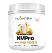 Natures Velvet NVPro 100% Whey Protein,  0.88 lb  Unflavoured