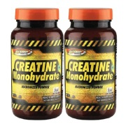 Olympia Creatine Monohydrate Twin Pack,  Unflavoured  0.55 lb