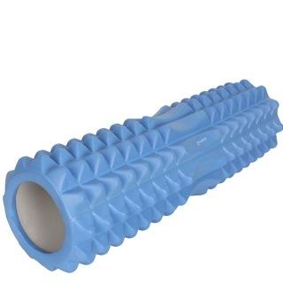 Strauss Grid Foam Roller,  Blue  45cm