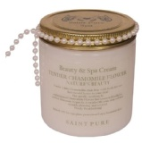 Saint Pure Tender Chamomile Flower Beauty Cream,  250 G  For All Skin Types