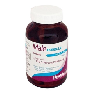 HealthAid Male Formula,  30 tablet(s)