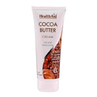 HealthAid Cocoa Butter Cream,  75 ml  For All Skin