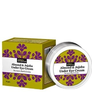 Bipha Almond & Jojoba Under Eye Cream,  75 g  for All Skin Types