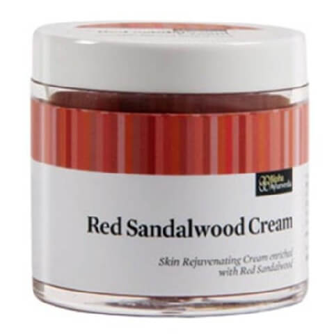 Bipha Red Sandalwood Cream,  75 g  for All Skin Types