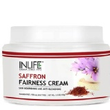 INLIFE Saffron Fairness Cream,  100 G  For All Skin Types