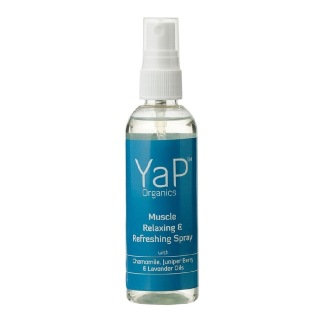 VLCC YaP Instant Muscle Relaxing & Refreshing Oil,  100 ml  All Skin Types
