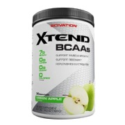 Scivation Xtend BCAAs,  0.87 lb  Green Apple
