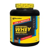 MuscleBlaze Whey Protein,  4.4 Lb  (2 Kg) Rich Milk Chocolate