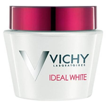 Vichy Ideal White Sleeping Mask,  50 ml  Repair Damage Skin