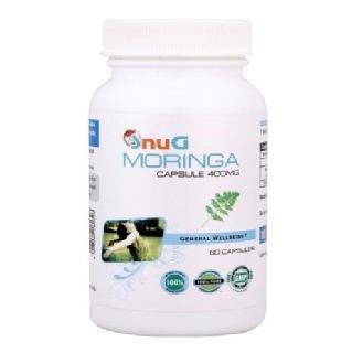 SnuG Moringa 400MG,  60 capsules
