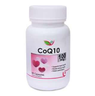 Biotrex CoQ 10 (100 mg),  60 capsules