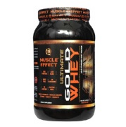 Muscle Effect Ultimate Gold Whey,  2 lb  Chocolate