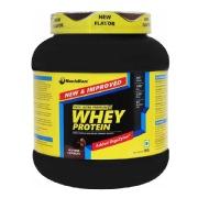 MuscleBlaze Whey Protein, 2.2 lb Rich Milk Chocolate
