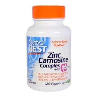 Doctor's Best Zinc Carnosine Complex,  120 capsules