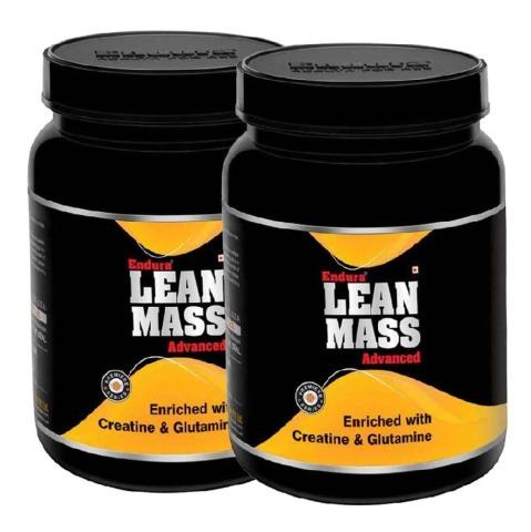 Endura Lean Mass Advanced - Pack of 2, Chocolate 2.2 lb