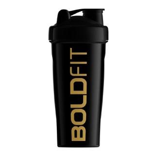 1 - Boldfit Gym Pro Cyclone Shaker,  Black  500 ml