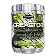 MuscleTech Creactor,  Lemon Lime Twist  0.485 lb