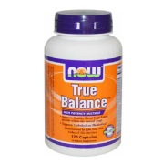 Now True Balance,  Unflavoured  120 capsules