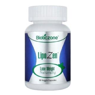 Bioticzone Lipozen Lose Weight,  60 veggie capsule(s)