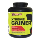 Xtreme Abs Nutrition Xtreme Gainer,  Vanilla  4.4 Lb