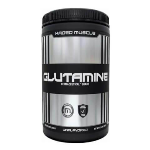 Kaged Muscle Glutamine Powder,  0.66 lb  Unflavoured