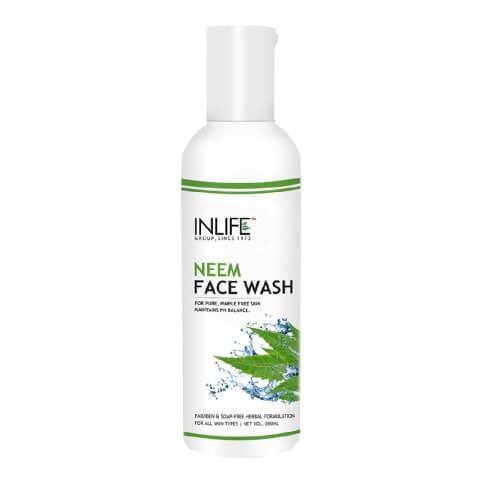 INLIFE Face Wash,  200 ml  Neem
