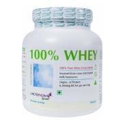 Lactonova 100% Whey Protein,  1 lb  Vanilla