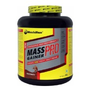 MuscleBlaze Mass Gainer PRO with Creapure,  6.6 lb  Chocolate