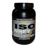 Euradite Nutrition Iso Whey,  4.4 Lb  Rich Chocolate