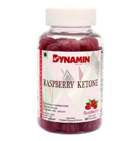 Dynamin Raspberry Ketone,  60 gummies