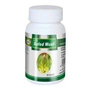 Kudos Ayurveda Safed Musli,  60 capsules