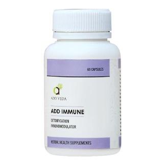 Add Veda Add Immune,  60 capsules