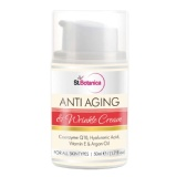 St.Botanica Anti Aging & Anti Wrinkle Cream,  50 Ml  All Skin Type