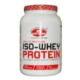 GDYNS Premium Series 100% Ultra Pure Iso-Whey Protein,  2 Lb  Strawberry