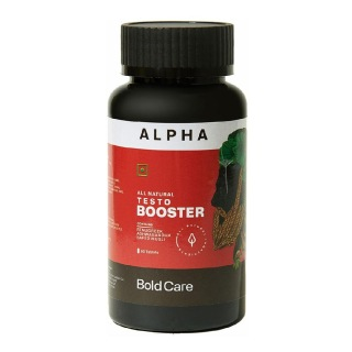 1 - Bold Care Alpha All Natural Testo Booster,  60 tablet(s)