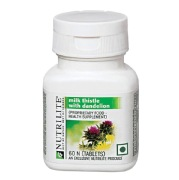 Amway Nutrilite Milk Thistle With Dandelion,  60 tablet(s)