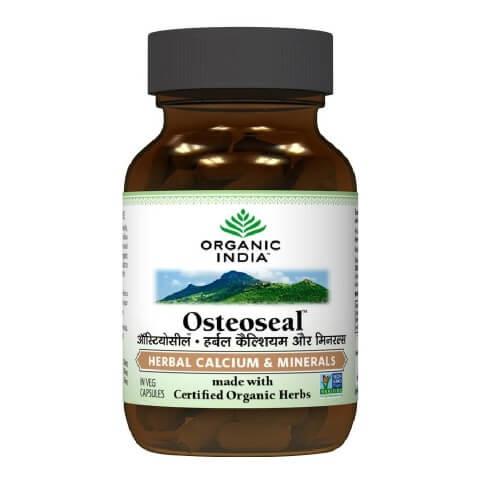 Organic India Osteoseal,  60 capsules