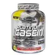 MuscleTech Platinum 100% Casein,  3.75 lb  Strawberry Shortcake