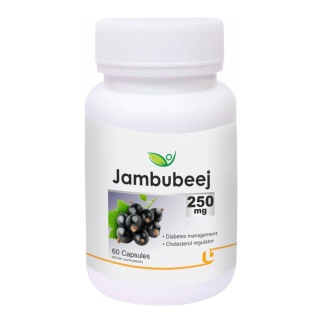 Biotrex Jambubeej (250 mg),  60 capsules