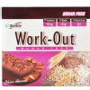 RiteBite Work Out Sugar Free,  6 Piece(s)/Pack  Choco Almond